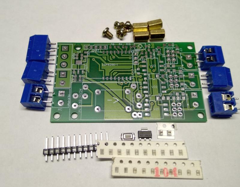 Набор для изготовления модуля G 3power esp8266